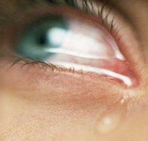 Mentira gera lágrimas...