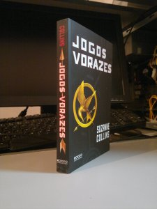 Livro Jogos Vorazes